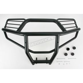 Moose Front Black Bumper - 0530-1003