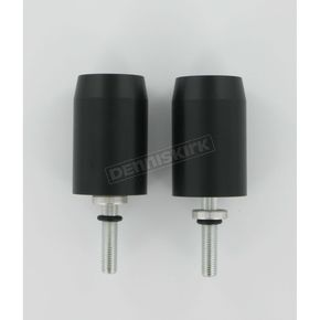 Powerstands Racing Black Frame Sliders - 06-00900-02