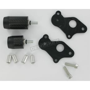 Powerstands Racing Carbon Frame Sliders - 05-00903-41