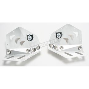 Pro Armor Revolution Plate Heel Guards - Y099075