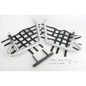 DG Fat Series 1 1/2 in. Alloy Nerf Bars w/Black Webbing - 602-4509