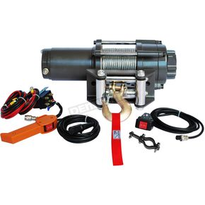Falcon Falcon 2500LB Winch with Wire Rope - EWP2500A-U