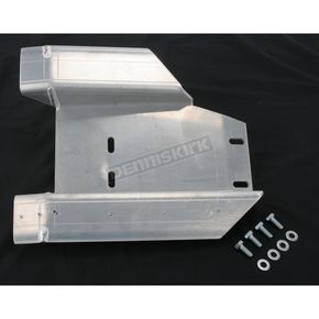 Motorsport Products Swingarm Skid Plate - 82-1301