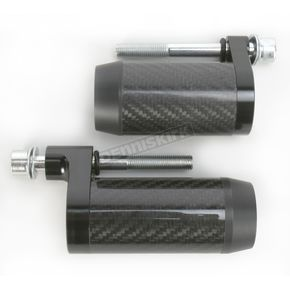 Powerstands Racing Carbon Frame Sliders - 04-00918-41