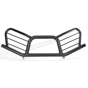 Moose Black Front Bumper - 0530-1344