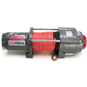 Falcon 4500 lb. Winch w/Synthetic Rope - ATV4500AU-R