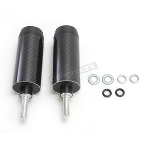 Powerstands Racing Carbon Frame Sliders - 07-00922-41
