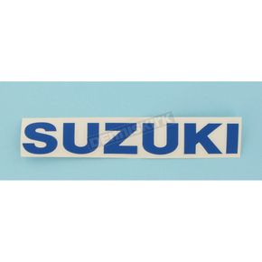 Stickerpoint Suzuki Tank Sticker - 107484