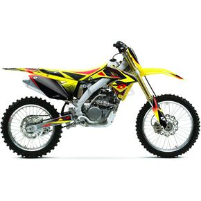 One Industries Delta Graphics Kit - 64010-010-004