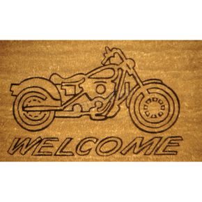 Mustang Welcome Floor Mat - 65022