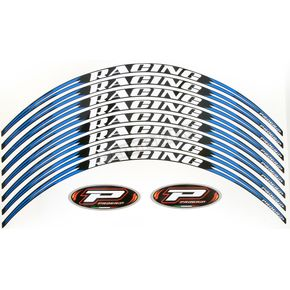 Pro Grip Blue 5026 Wheel Strip Kit - 5026BL