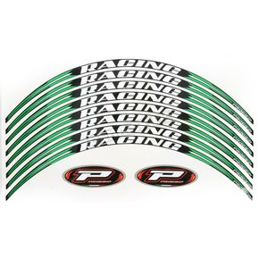 Pro Grip Green 5026 Wheel Strip Kit - 5026GN