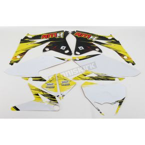 Face Lift Unlimited White TS1 Graphics Kit - 40038