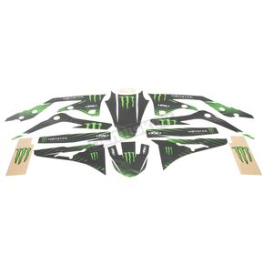Factory Effex Monster Energy Graphic Kit - 1502130