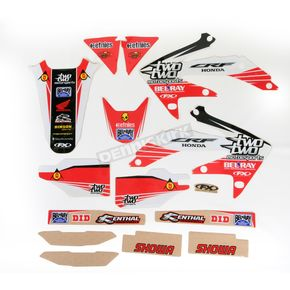 Factory Effex Chad Reed Complete Graphic Kit - 1502382