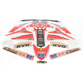 Factory Effex Chad Reed Complete Graphic Kit - 15-02384