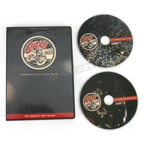 Cafe Racer TV First Season Cafe Racer TV Video - CRTV-S1DVD