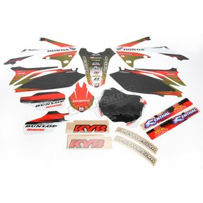 N-Style Accelerator Graphic Kit w/Seat Cover - N40-1651