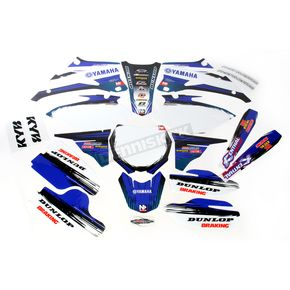 N-Style Accelerator Graphic Kit w/Seat Cover - N402672