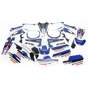 N-Style Accelerator Graphic Kit w/Seat Cover - N402674