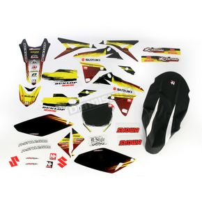 N-Style Accelerator Graphic Kit w/Seat Cover - N40-4642