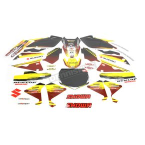 N-Style Accelerator Graphic Kit w/Seat Cover - N404644