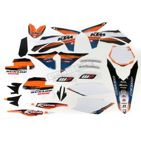 N-Style Accelerator Graphic Kit w/Seat Cover - N405634
