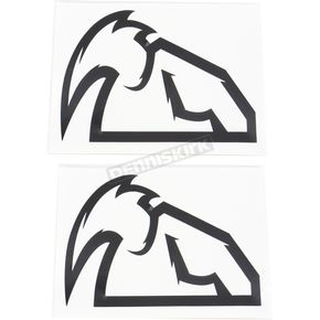 Thor Black Outline Mask Diecut Decals - 4320-1518