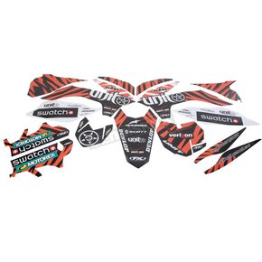 Factory Effex Star Racing Complete Rider Graphics Kit - 17-09236