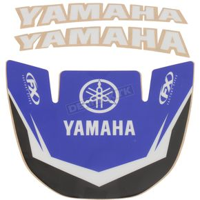 Factory Effex Yamaha Front Fender Kit  - 17-30202
