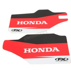 Factory Effex Honda Lower Fork Guard Graphics - 17-40320