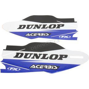 Factory Effex Yamaha Sponsor Logo Lower Fork Guard Graphics - 17-40278