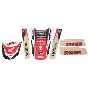 Factory Effex Honda Graphics Trim Kit  - 17-50322