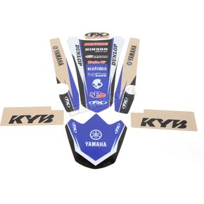 Factory Effex Yamaha Graphics Trim Kit  - 17-50222