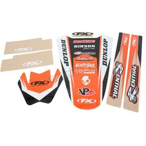 Factory Effex KTM Graphics Trim Kit  - 17-50510