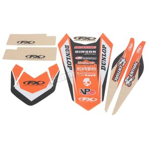 Factory Effex KTM Graphics Trim Kit  - 17-50524