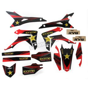 Factory Effex Rockstar Graphics Kit - 18-07338