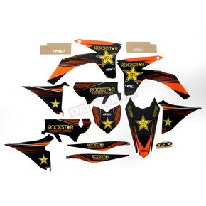 Factory Effex Rockstar Graphics Kit - 18-07526