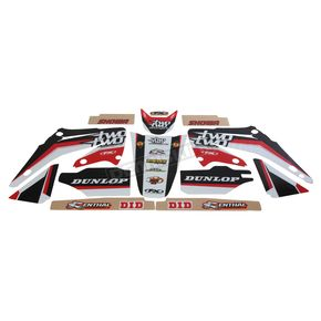 Factory Effex Team Two Two Graphics Kit - 18-02358