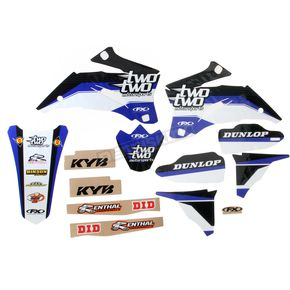 Factory Effex Team Two Two Graphics Kit - 18-02264