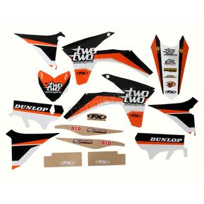 Factory Effex Team Two Two Graphics Kit - 18-02566