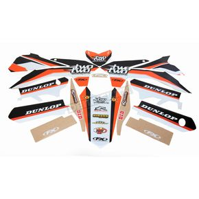 Factory Effex Team Two Two Graphics Kit - 18-02570