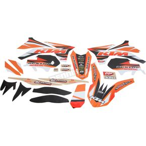 N-Style Impact Full Graphics Kit - N40-5692