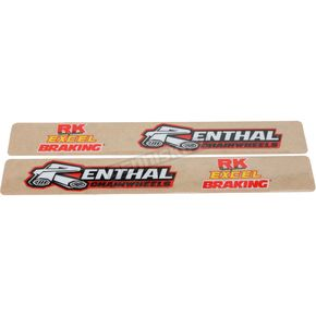 N-Style Renthal/RK/Excel/Braking Swingarm Graphics Kit - N30-458