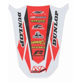 N-Style Rear Fender Graphics Kit - N30-2163