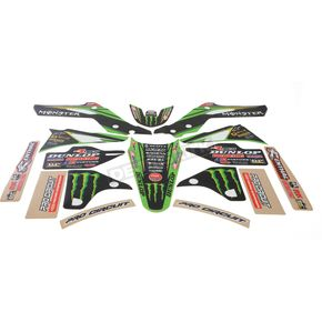 N-Style 2015 Pro Circuit Race Team Graphics Kit - N40-3740