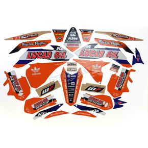 N-Style 2015 Troy Lee Designs Race Team Graphics Kit - N405714