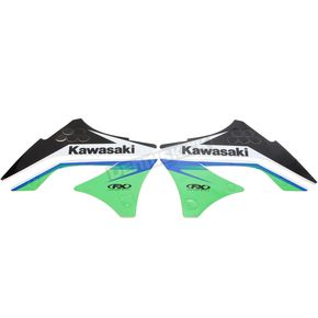 Factory Effex Kawasaki FX EVO 13 Series Graphics Kit - 19-01128