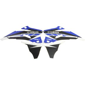 Factory Effex Yamaha FX EVO 13 Series Graphics Kit - 19-01224