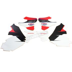 Factory Effex Honda FX EVO 13 Series Graphics Kit - 19-01312